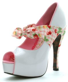 Bettie Page Logan at Liesels.com     http://www.liesels.com/category/shoes-accessories/