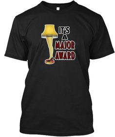 Discover Christmas Leg Lamp T-Shirt from Christmas Story Leg Lamp shirt, a custom product made just for you by Teespring. - Do you love Christmas? Do you love Leg Lamps? Christmas Story Leg Lamp, T Shirt, Black, Tops, Fashion, Supreme T Shirt, Moda, Tee, Black People