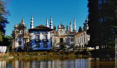 Palacio de Mateus, Vila Real. Places In Portugal, Portugal Travel, Algarve, The Beautiful Country, Beautiful Places, Far Away, Portuguese, Places To See, The Incredibles