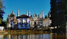 Palacio de Mateus, Vila Real.