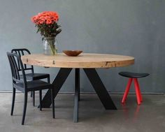 Buy Dining Tables online as seen on The Block. The Block Shop has a range of quality dining tables you can keep forever. Dining Table Online, Round Dining Table, Buy Furniture Online, Furniture Sale, Furniture Removal, Architectural Features, Modern Bohemian, New Homes, Interior Design