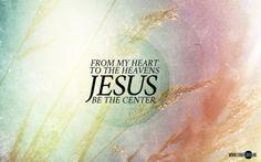 Yes, Jesus.