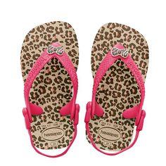 44c126e55690 Havaianas Baby Sandal Flip Flop Backstrap Sand Grey 4119596 6C - 20