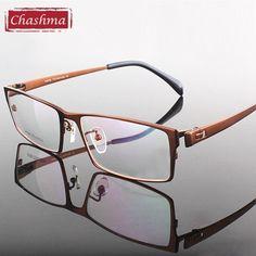 Gentlemen Pure Titanium Eyeglasses Frame Lentes Opticos Gafas Lentes,  Monturas De Anteojos, Anteojos, ba02f104db