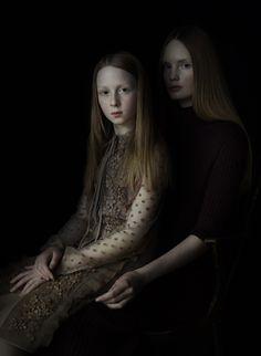 Acne Paper #12 Summer 2011 | Jungfrukällan (The Virgin Spring) by Julia Hetta