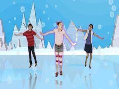 Just Dance Kids 2014 - Yo Gabba Gabba - The Freeze Game - YouTube