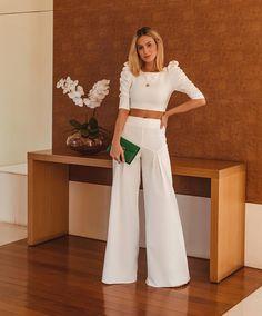 Diy Fashion, Indian Fashion, Trendy Fashion, Fashion Outfits, White Outfits, Pretty Outfits, Fall Outfits, Chic Office Outfit, Office Outfits