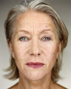 """"""" At 70 years old, if I could give my younger self one piece of advice, it would be to use the words """"fuck off"""" much more frequently."""" ~ Helen Mirren"""