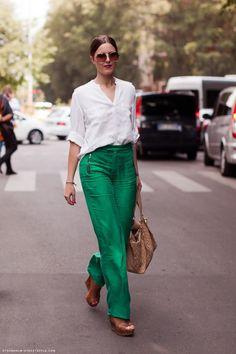 Si Aún No Lo Sabías, Este Es El Color Que Debes Incorporar A Tu Closet Esta Primavera   Cut & Paste – Blog de Moda
