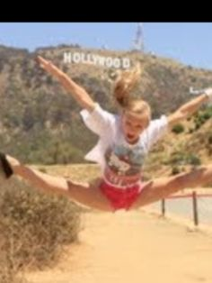 Hollywood makes me happy Autumn Miller <3