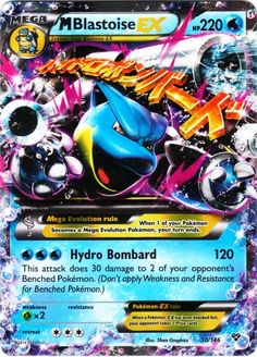 What Does This New Pokemon X/Y TCG Card Say? « Legends of Localization