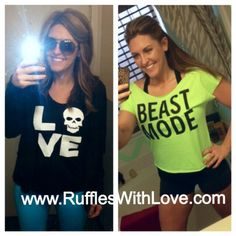 Ruffles With Love New Workout Wardrobe Giveaway, hope i can win!