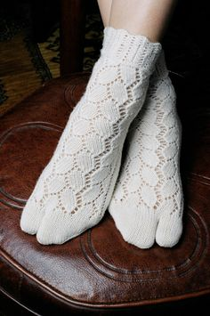 Ravelry: Tabi Socks pattern by Veronik Avery