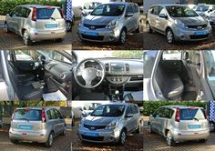 NISSAN Note - 1,5 DCI90 LIFE+ -- 78 950 KM ---8 490 € -- 2012