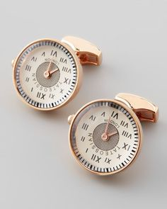 Always know what time it is....need these as well. :)