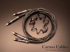 CARUSO CABLE® Cavo segnale Hi End: Gold.PHONO-17