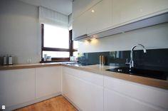 Kuchnia - zdjęcie od Pracownia Wnętrza - przestrzeń szyta na miarę - Kuchnia…
