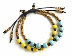 Bracelets are the accessory item of the year and nothing is hotter right now than bracelets made with cording. You can create hip, chic b...