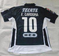 Monterrey 2015-16 Season E.cardona #10 Home Soccer Jersey [C475]