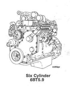MAXIFORCE Engine Kits Composition for JOHN DEERE®, CUMMINS