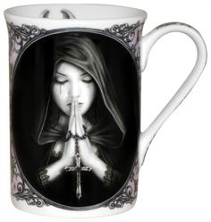 Tasse ANNE STOKES - Gothic Prayer