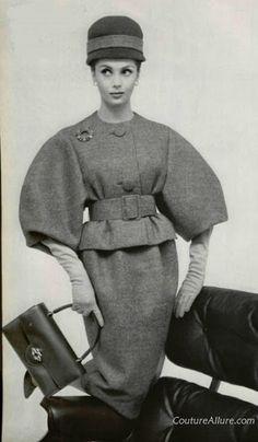 Couture Allure Vintage Fashion: Vintage Nina Ricci Ensembles