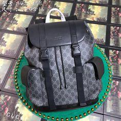 d55418e7181e Gucci 450958 Soft GG Supreme backpack – Bag Bella