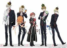 TVアニメ『王室教師ハイネ』4月4日2:05より放送開始