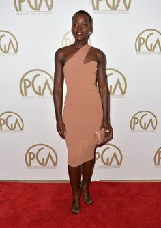 Lupita Nyong'o Photos - 25th Annual Producers Guild Of America Awards - Arrivals