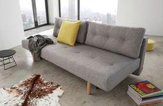 INNOVATION sofa rozkładana RHOMB - Sofy i kanapy - zdjęcia, pomysły, inspiracje - Homebook