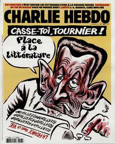 Charlie Hebdo - # 1227 - 27 Janvier 2016 - Couverture : Coco