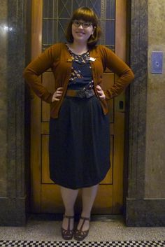 Image result for librarian style