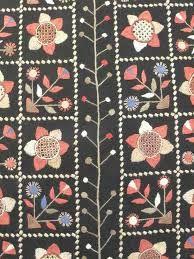 Relaterad bild Wool Embroidery, Felt Applique, Rug Hooking, Winter Time, Textile Art, Scandinavian, Mandala, Textiles, Kids Rugs
