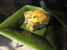 Sausage Breakfast Casserole~Gluten Free and Dairy Free Recipes ~ from the Passionate Palate :: http://passionatepalate.wordpress.com