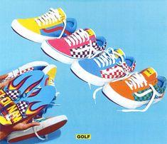 Golf Wang x Vans collection