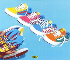 2387cf27189 Golf Wang x Vans 2015 Old Skool Collection  Tyler