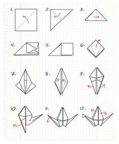 1000 origami cranes | eBay