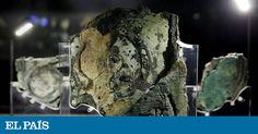 El artefacto, que cumple 115 años, fue encontrado por unos buscadores de esponjas marinas frente a la costa de la isla griega Antikythera