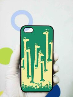 Giraffes iphone 4/4s case