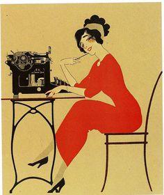Mercedes Typewriters