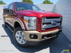 The Super Duty trucks are larger, heavier built series pickup trucks with heavier-duty body-on-frame steel ladder frames, axles, springs, brakes, transmissions, more powerful engines, and all other heavier/bigger components (with much higher payload and towing capacities) than the older traditional equivalent F-250, F-250HD (Heavy Duty), and F-350 Ford truck lines.