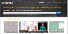 Knowmia, crea, comparte y visualiza lecciones de vídeo en iPad y vía web