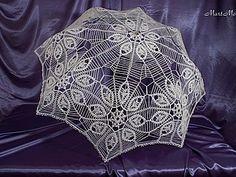 Как создается зонтик от солнца | Ярмарка Мастеров - ручная работа, handmade