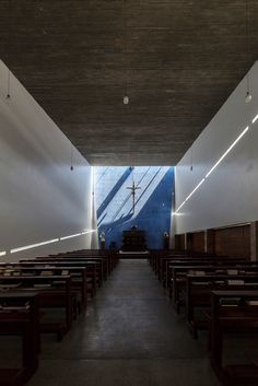 Gallery of The Kham Mang Chapel / BHA - 3