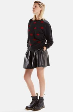 This might be the perfect weekend outfit: izzue Shirt, Skirt & Sweatshirt
