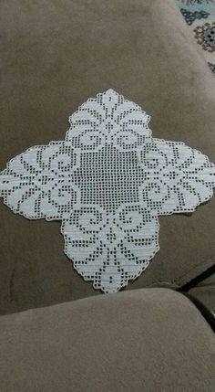 Crochet Art, Filet Crochet, Crochet Patterns, Crochet Tablecloth, Crochet Doilies, Embroidery Motifs, Crotchet, Diy And Crafts, Crochet Earrings