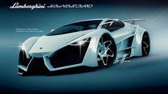 Concept Lamborghini Sinistro by Maher Thebian | MyCarzilla | Car News, Car Review and Modification
