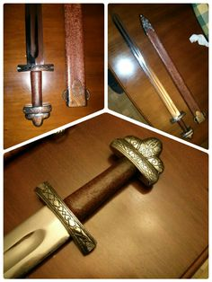 Nordic sword Miecz nordycki, wiking