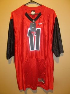Georgia Bulldogs Authentic Football jersey , Adult medium , NWT | Sports Mem, Cards & Fan Shop, Fan Apparel & Souvenirs, College-NCAA | eBay!