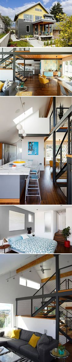 Phinney Ridge House || Portal Design